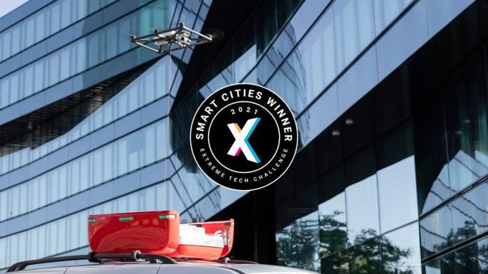 Fotokite wins 1st place in XTC