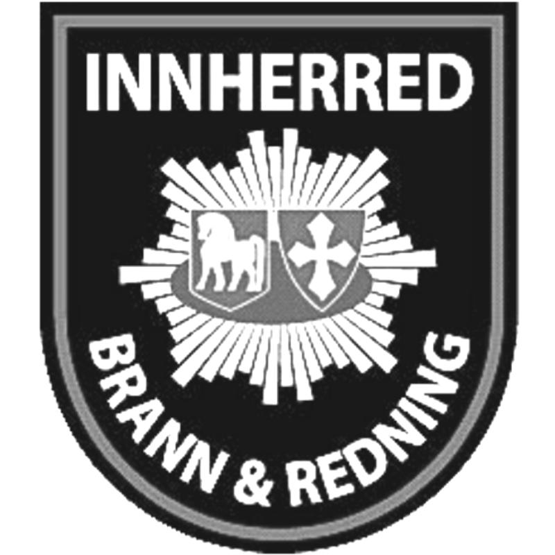 Innherred fire department logo